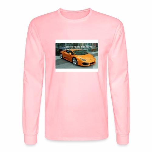 The jackson merch - Men's Long Sleeve T-Shirt