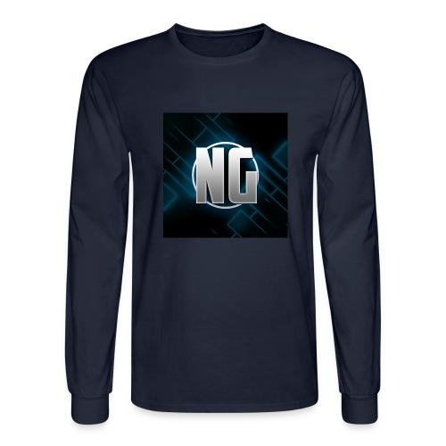 NadhirGamer Merch - Men's Long Sleeve T-Shirt