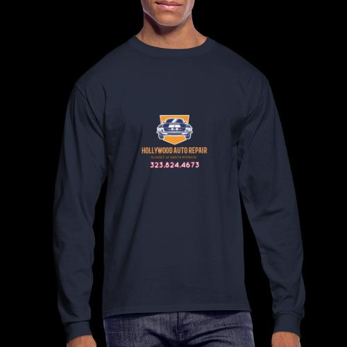 CLASSIC CARS! CLASSIC HOLLYWOOD! - Men's Long Sleeve T-Shirt