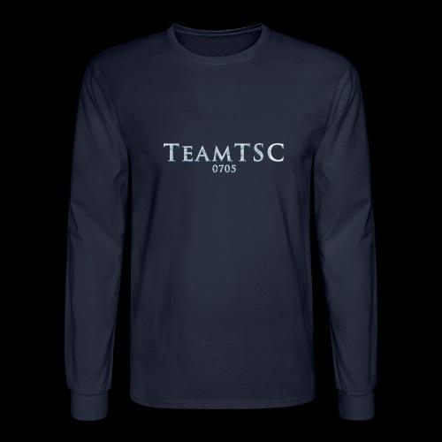 teamTSC Freeze - Men's Long Sleeve T-Shirt