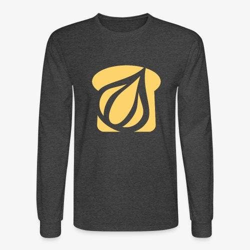 Garlic Toast - Men's Long Sleeve T-Shirt