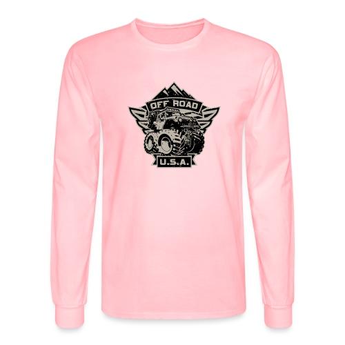 Off Road USA - Men's Long Sleeve T-Shirt