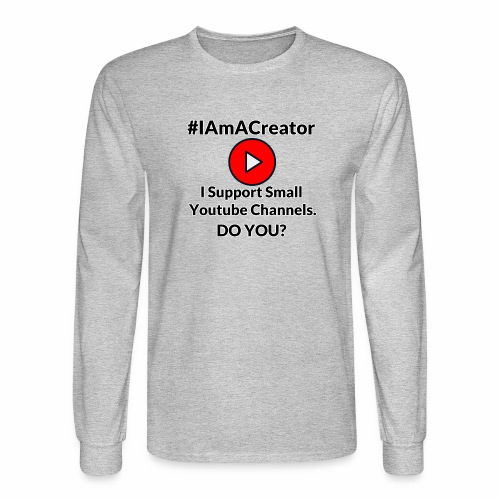 IAmACreator - Men's Long Sleeve T-Shirt