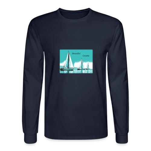 Beautiful Croatia - Men's Long Sleeve T-Shirt