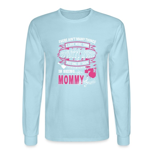 Happy Mother's Day - Men's Long Sleeve T-Shirt