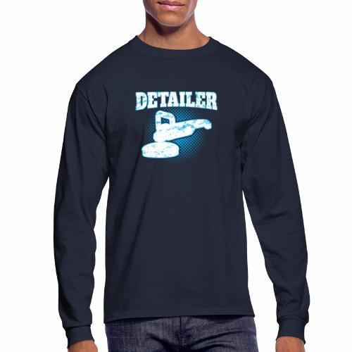 AUTO DETAILER SHIRT | CAR DETAILING - Men's Long Sleeve T-Shirt