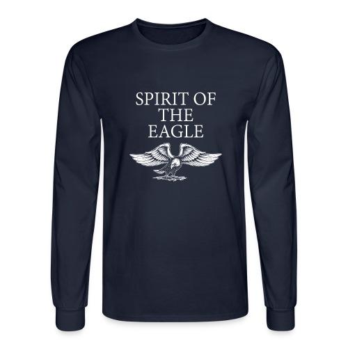 Spirit of the Eagle - Men's Long Sleeve T-Shirt