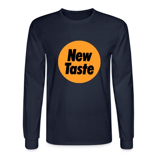 New Taste - Men's Long Sleeve T-Shirt