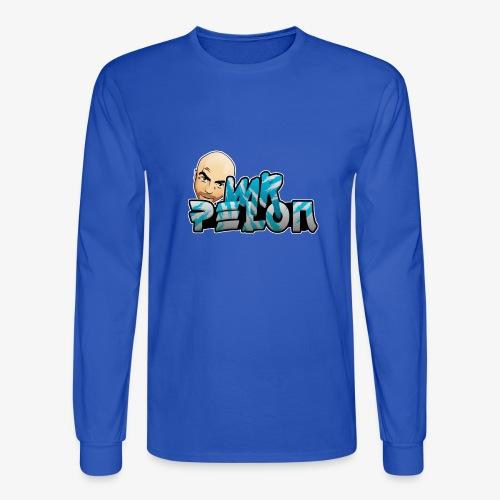 MR PELON - Men's Long Sleeve T-Shirt
