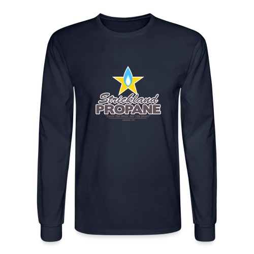 Strickland Propane Mens American Apparel Tee - Men's Long Sleeve T-Shirt