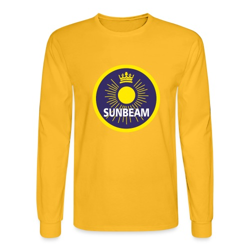 Sunbeam emblem - AUTONAUT.com - Men's Long Sleeve T-Shirt