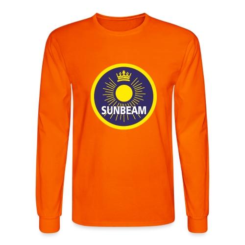 Sunbeam emblem - AUTONAUT.com - Men's Long Sleeve T-Shirt
