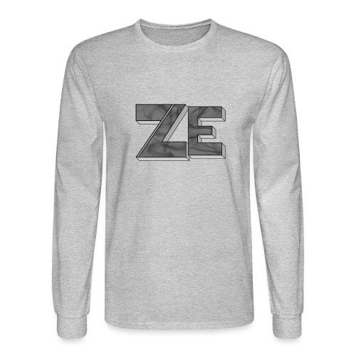 Ze - Men's Long Sleeve T-Shirt