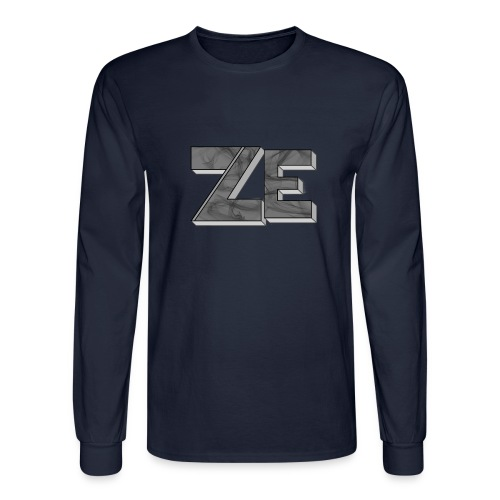 Ze - Men's Long Sleeve T-Shirt