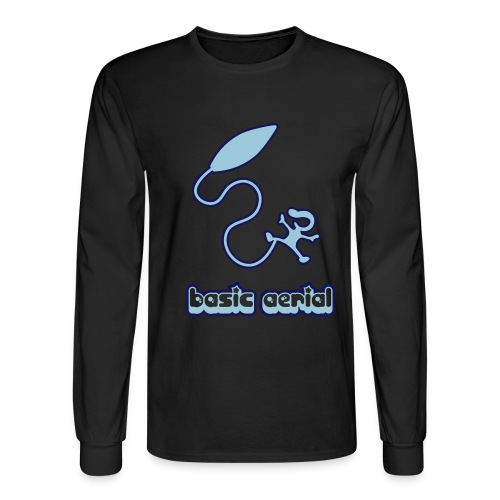 spreadshirt basic aerialv2 - Men's Long Sleeve T-Shirt