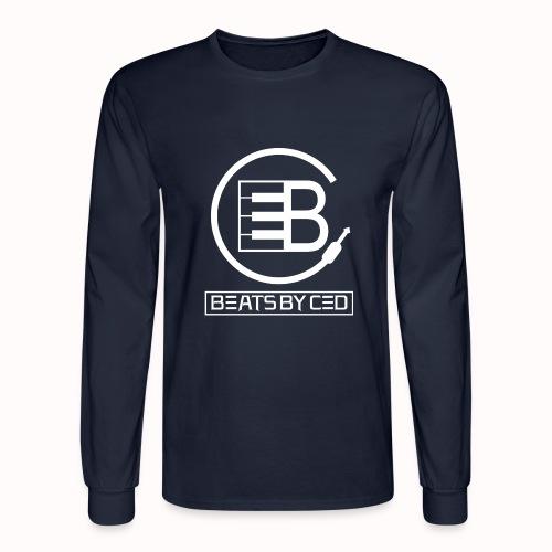 Beats By Ced Royal White - Men's Long Sleeve T-Shirt