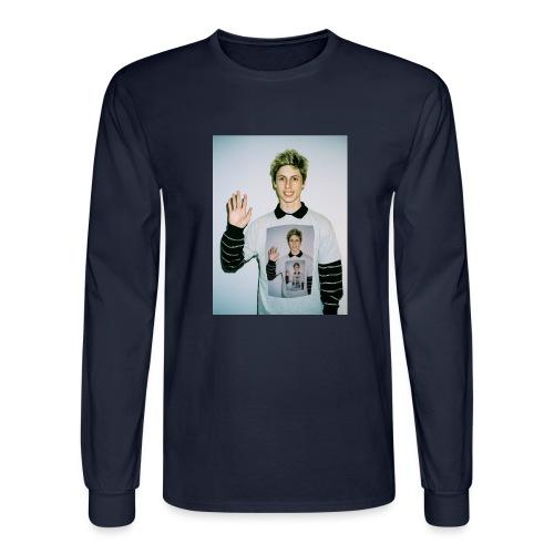 lucas vercetti - Men's Long Sleeve T-Shirt