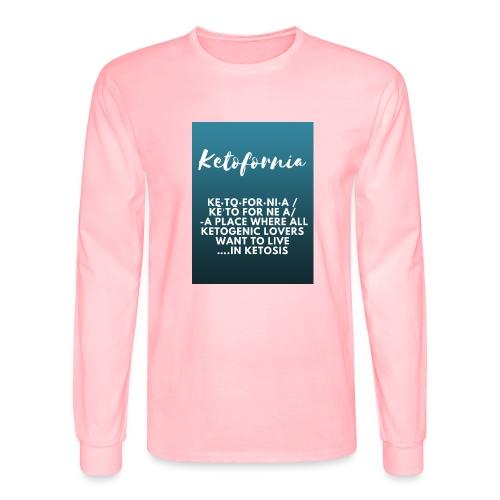 Ketofornia - Men's Long Sleeve T-Shirt