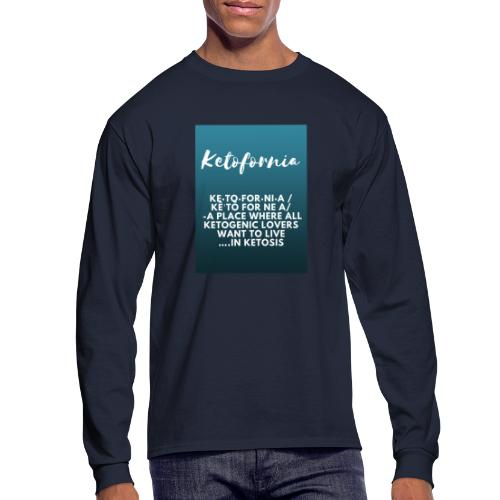 Ketofornia - Men's Long Sleeve T-Shirt