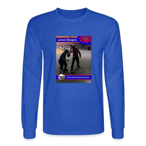 Basketball merch - Men's Long Sleeve T-Shirt