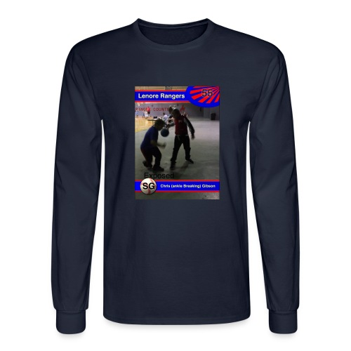 Basketball merch - Men's Long Sleeve T-Shirt