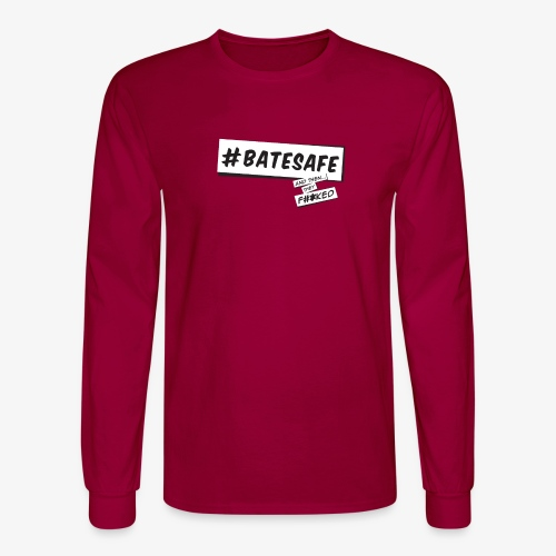 ATTF BATESAFE - Men's Long Sleeve T-Shirt