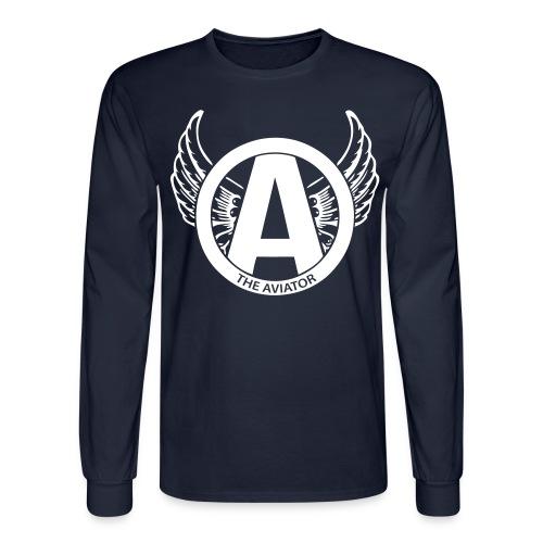 watermark - Men's Long Sleeve T-Shirt