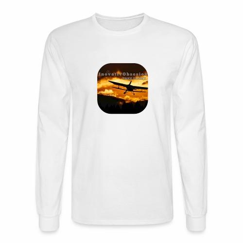 "InovativObsesion ""TAKE FLIGHT"" apparel - Men's Long Sleeve T-Shirt"