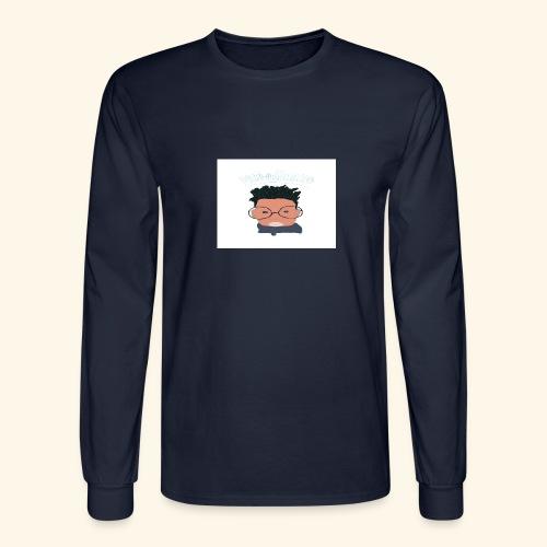 weiweigang logo edit - Men's Long Sleeve T-Shirt