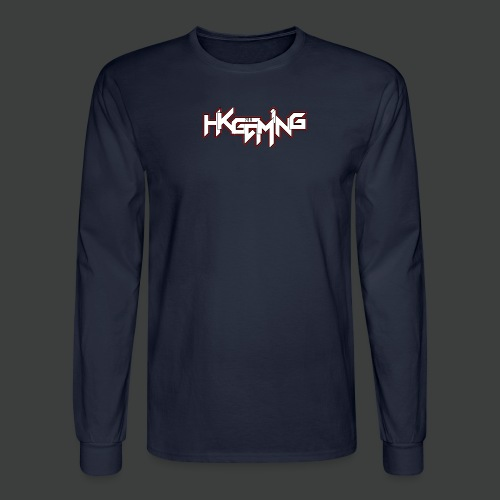 HK Clothing collection - Men's Long Sleeve T-Shirt