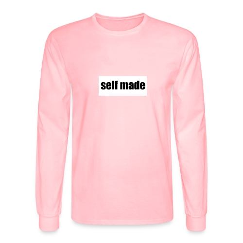 self made tee - Men's Long Sleeve T-Shirt