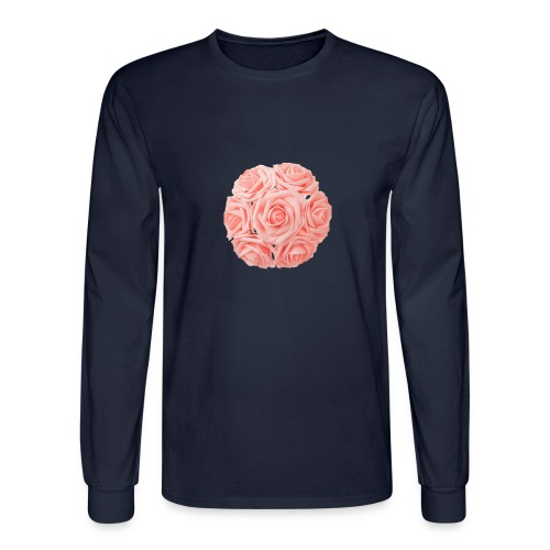 Royal Rose - Men's Long Sleeve T-Shirt