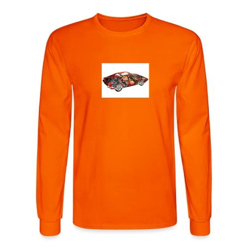 FullSizeRender mondial - Men's Long Sleeve T-Shirt