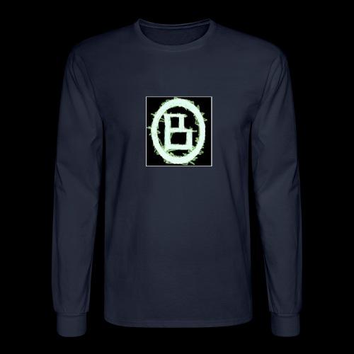 The BD Logo - Men's Long Sleeve T-Shirt