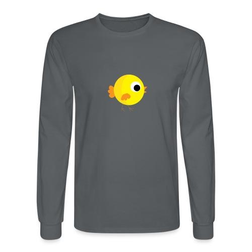 HENNYTHEPENNY1 01 - Men's Long Sleeve T-Shirt