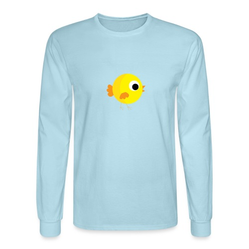 HENNYTHEPENNY1 01 - Men's Long Sleeve T-Shirt