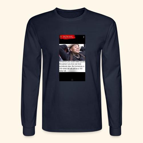 DTB - Men's Long Sleeve T-Shirt