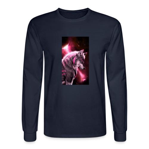 Wolf bc73ed93 1aed 4cae bd5e 3b164b18646e - Men's Long Sleeve T-Shirt