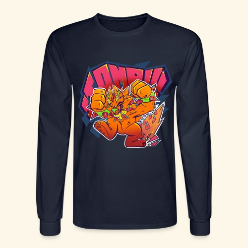 - Stomp Stomp Stomp - - Men's Long Sleeve T-Shirt