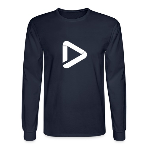 Destiny Natin logo - Men's Long Sleeve T-Shirt