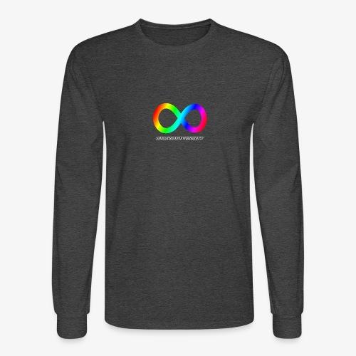 Neurodiversity - Men's Long Sleeve T-Shirt