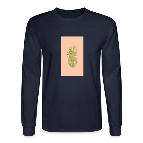 pinaple - Men's Long Sleeve T-Shirt