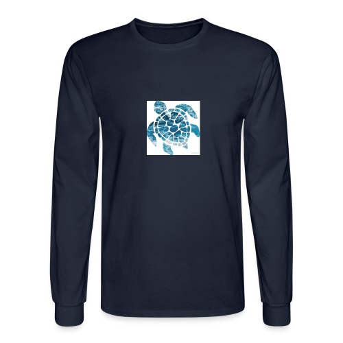 turtle - Men's Long Sleeve T-Shirt