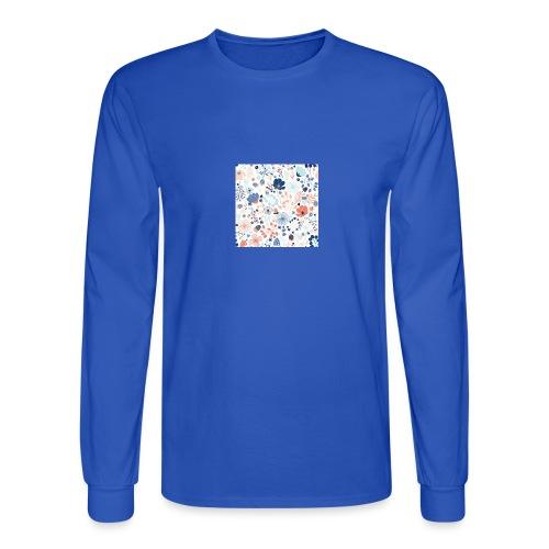 flowers - Men's Long Sleeve T-Shirt
