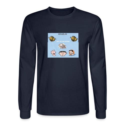 left on the outside album 2 - Men's Long Sleeve T-Shirt