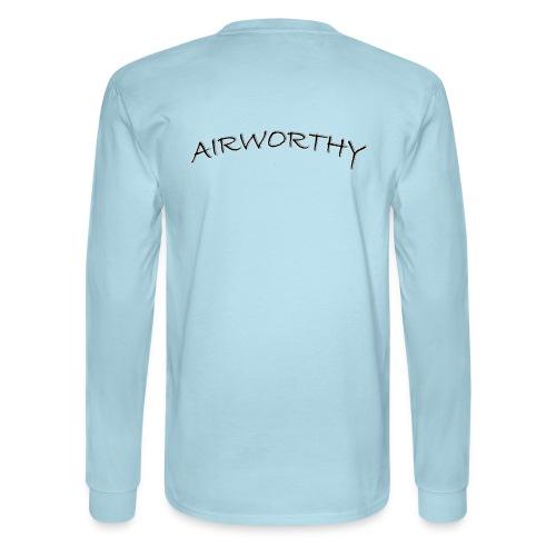 Airworthy T-Shirt Treasure - Men's Long Sleeve T-Shirt