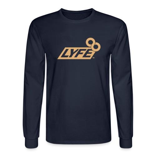 ltilt3 - Men's Long Sleeve T-Shirt