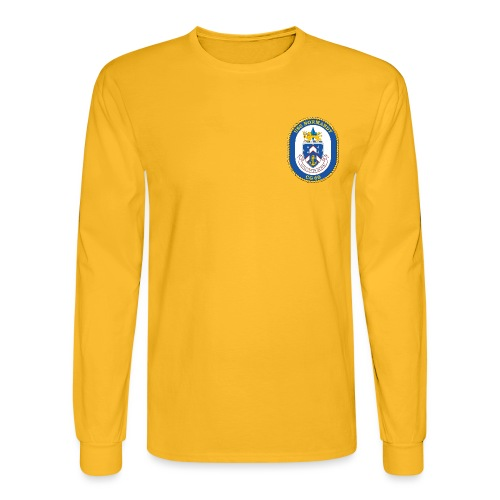 NORMANDY CREST - Men's Long Sleeve T-Shirt
