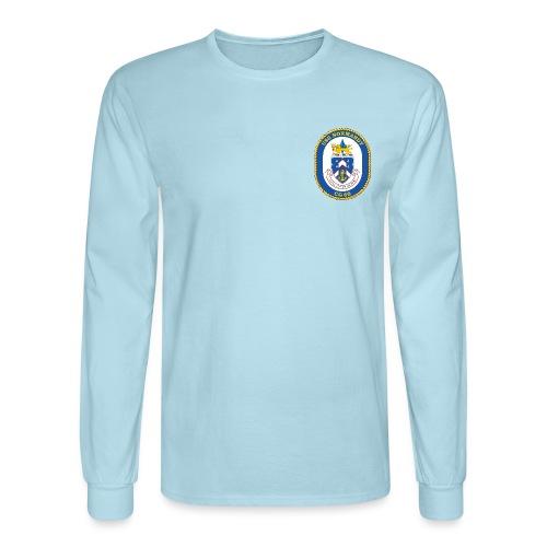 NORMANDY CREST - Men's Long Sleeve T-Shirt