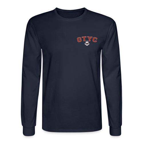 GTYCCollegiate - Men's Long Sleeve T-Shirt